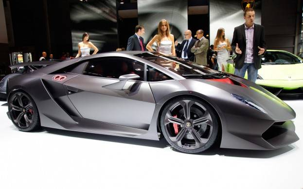Lamborghini Sesto Elemento Officially Confirmed In Limited Numbers