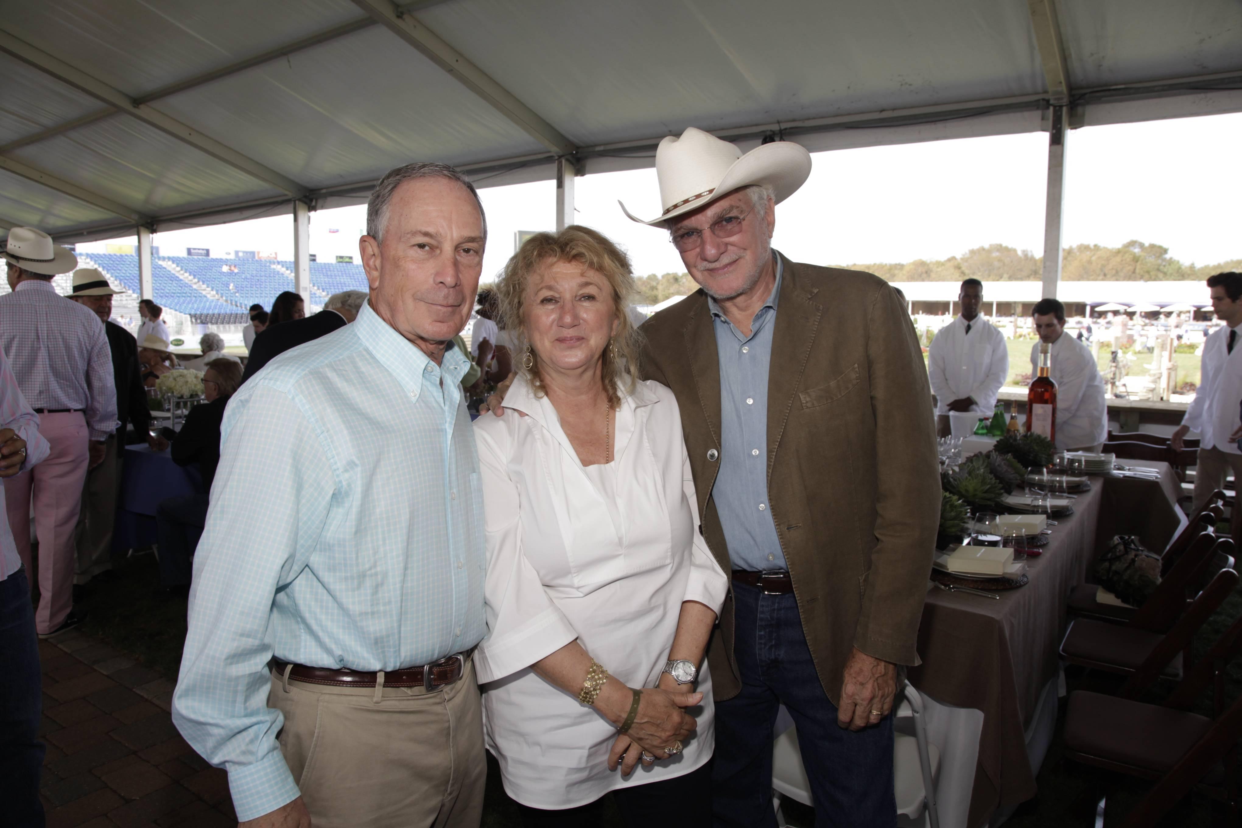 Mayor Bloomberg, SY, DY