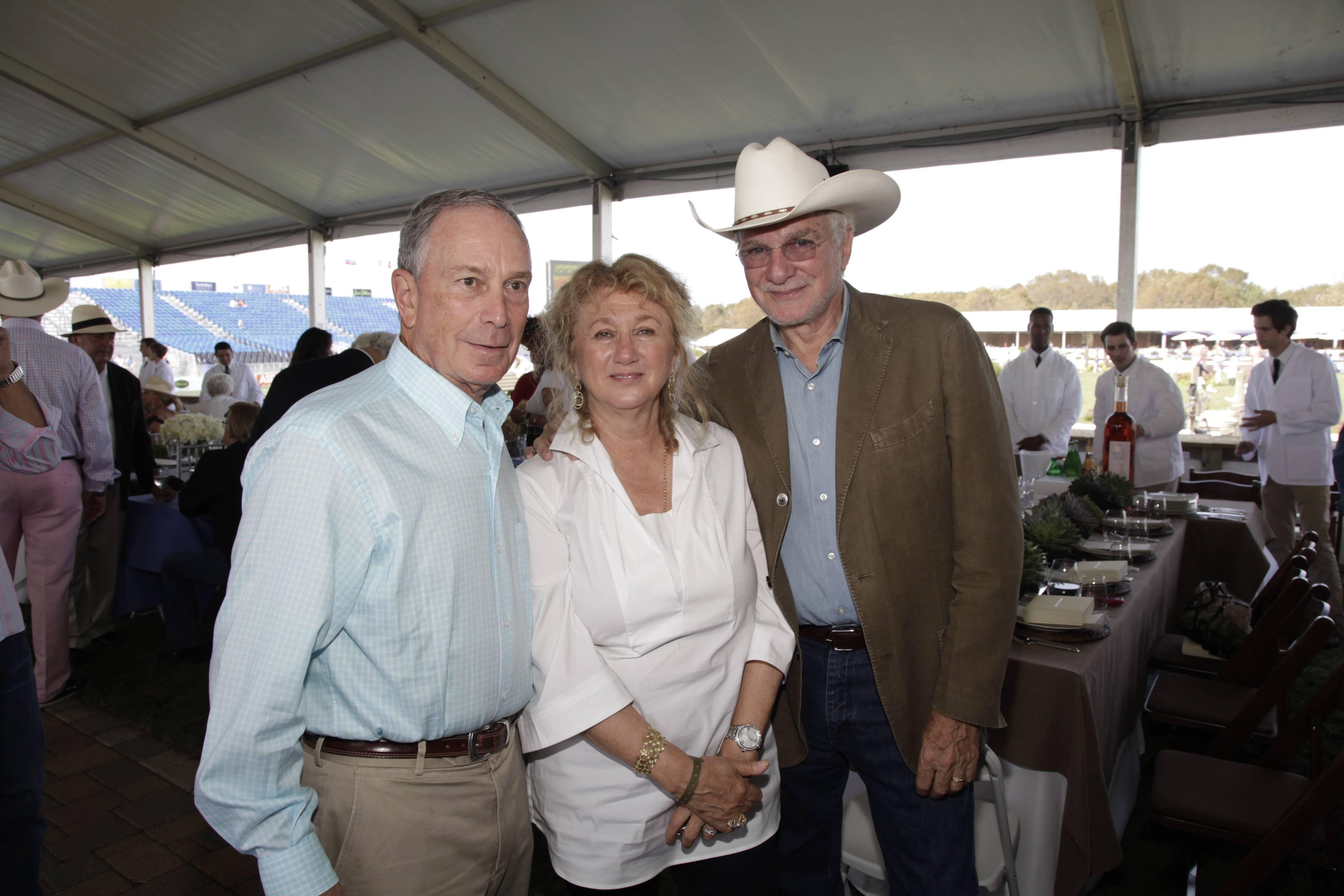 Mayor Bloomberg, SY, DY2