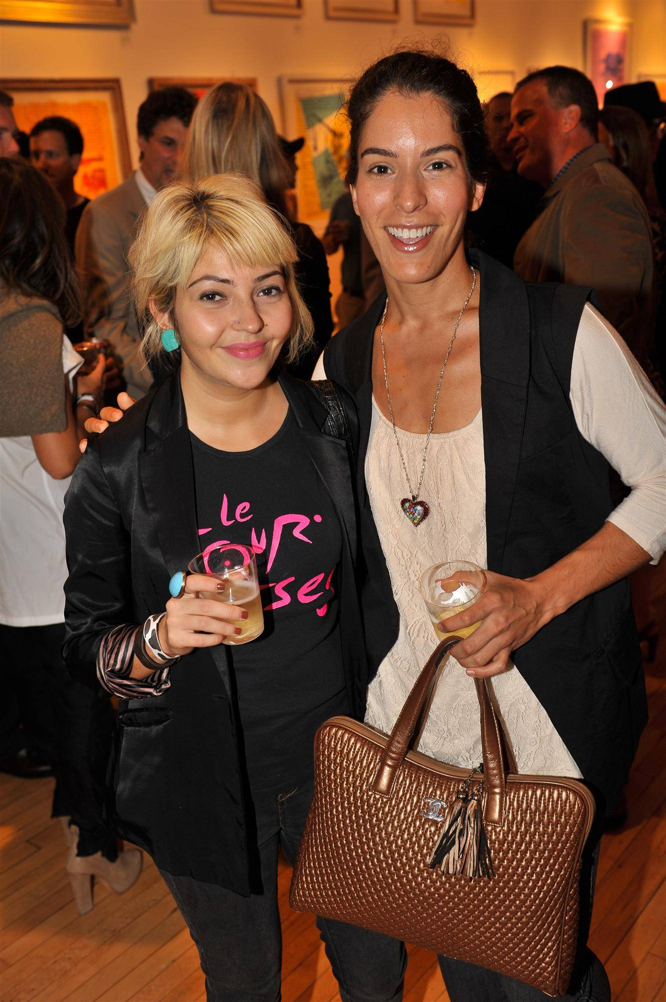 Merve Savtekin &Lisa Lugo (Custom)