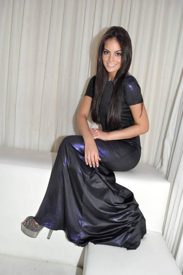 Miss Universe 2010_Ximena Navarrete_PURE Nightclub_9.16.11