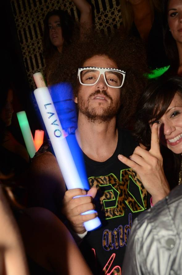 DJ Vice performs at LAVO Nightclub