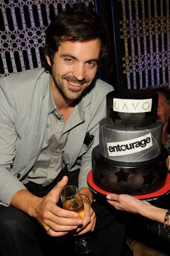 Rhys Coiro hosts the After Fight party at LAVO Nightclub