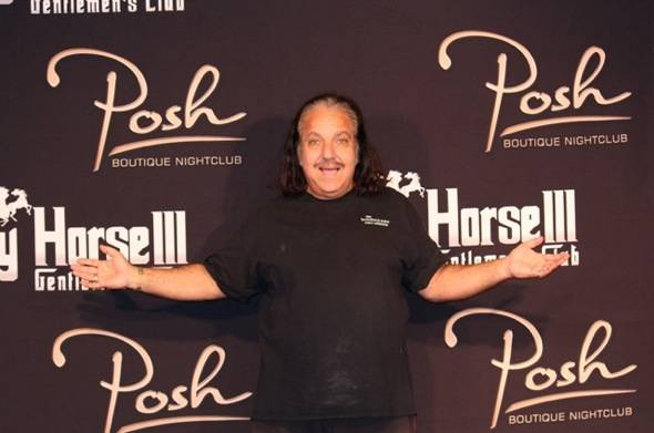 Ron Jeremy at Posh