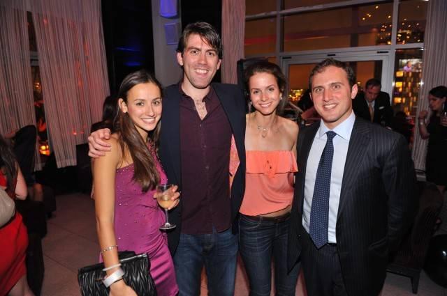 Tatiana Pansadoro & Ben Stein & Zoe Sternberg & Ben Gliklich