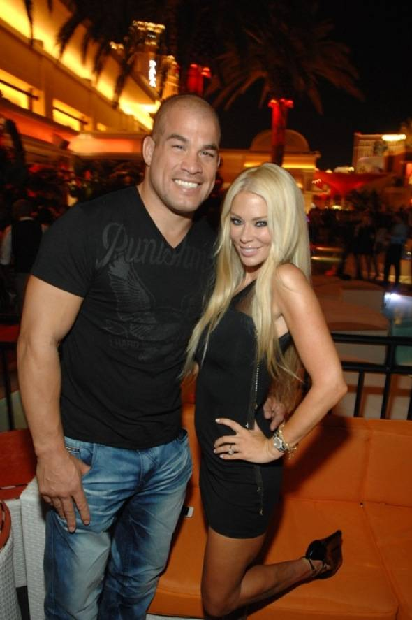 Tito Ortiz & Jenna Jameson @ Surrender 090311 b