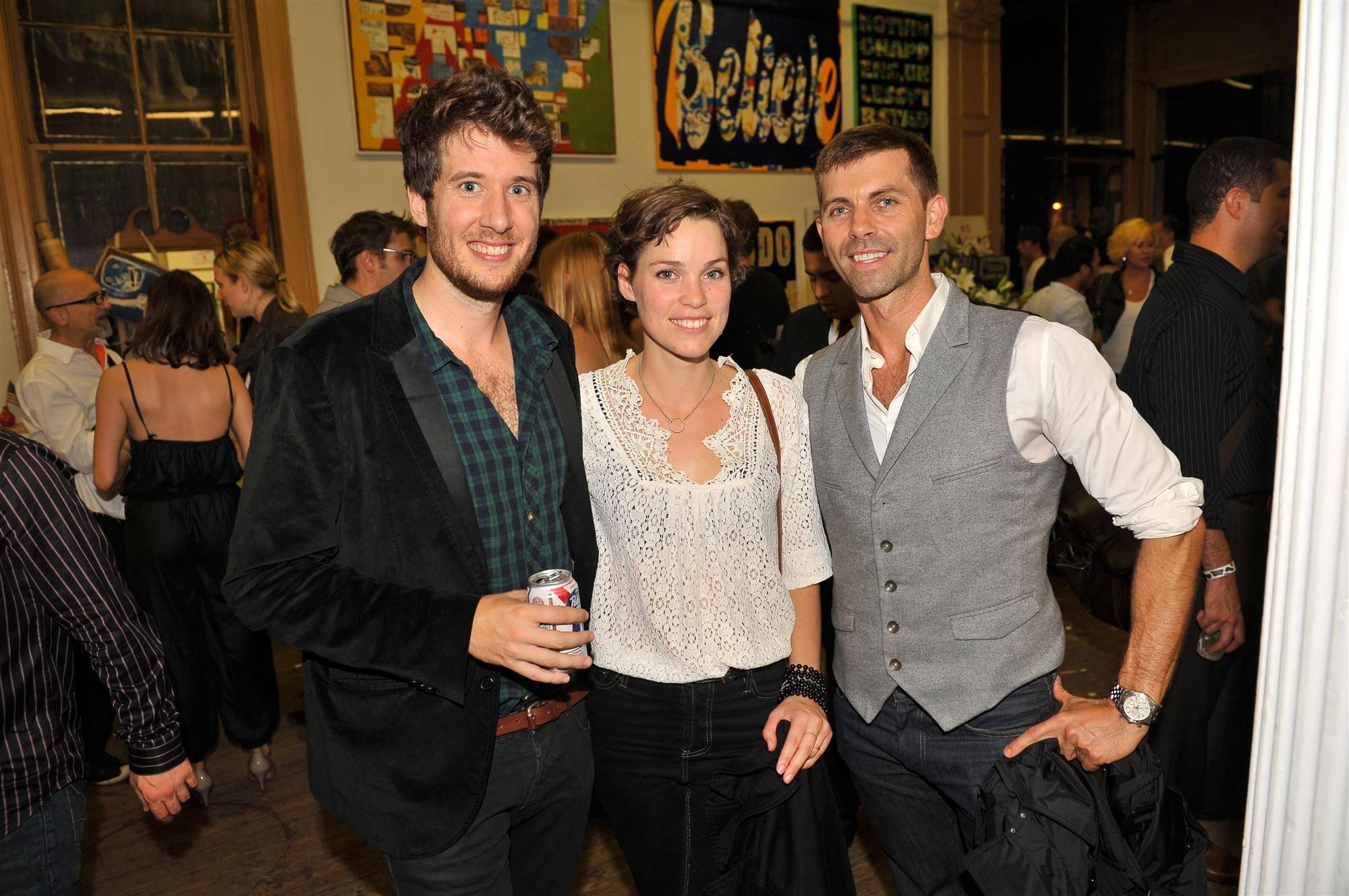 Tobias Engstrom & Rebecka Segerstrom & Stephen Campanella (Custom)
