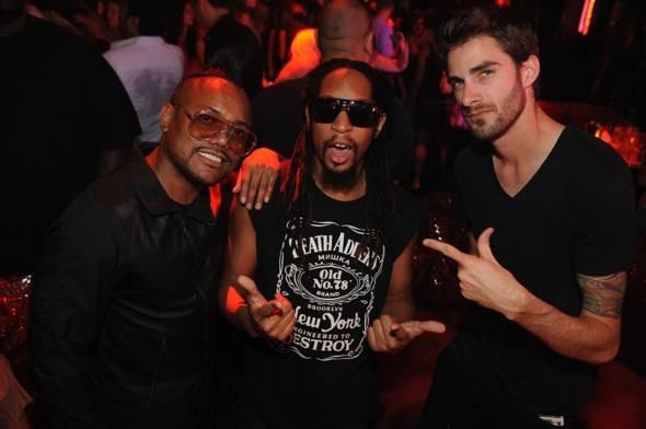 Tryst - Apl.de.ap, Lil Jon and DJ Ammo