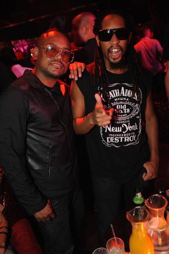 Tryst - Apl.de.ap and Lil Jon