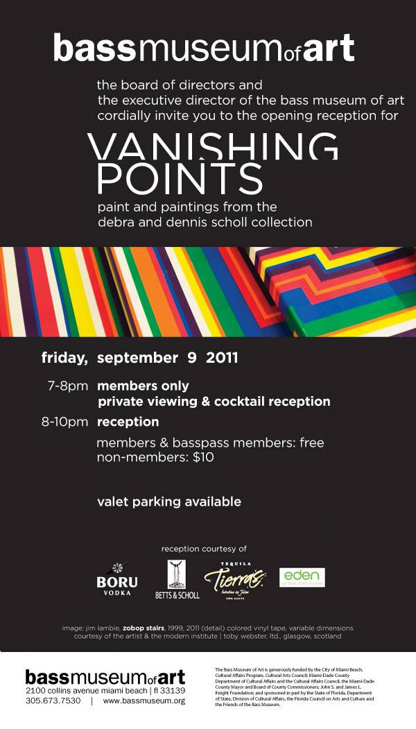 Vanishing Points_Opening Invitation 1