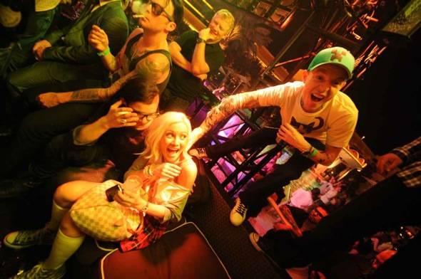 XS - Labor Day - Skrillex Holly Madison Deadmau5