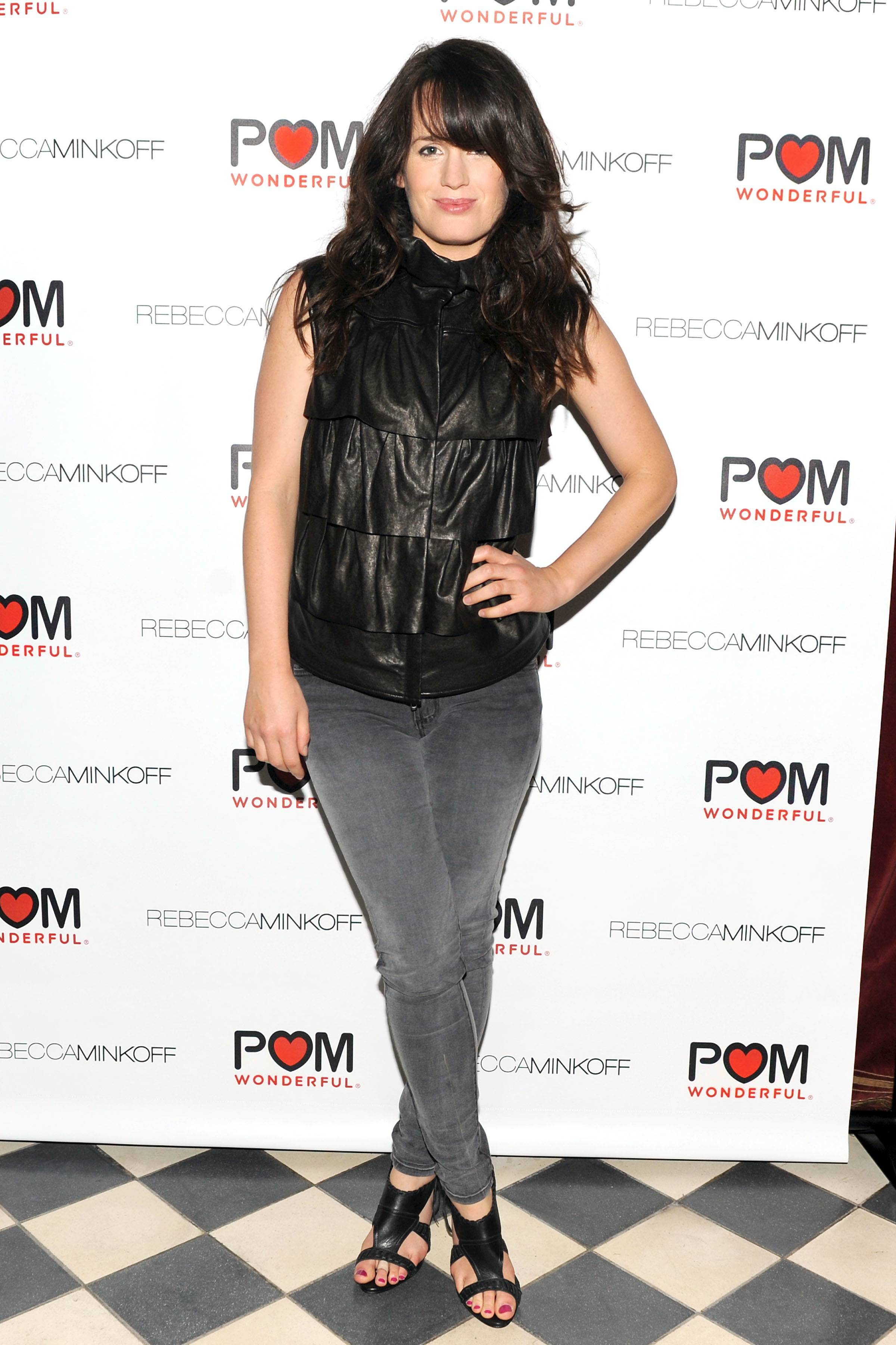 pomElizabeth Reaser at Rebecca Minkoff After Party Hosted by POM Wonderful at the Rose Bar, Gramercy Park Hotel