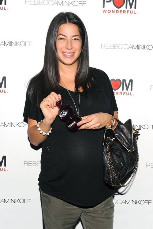 pomRebecca Minkoff at Rebecca Minkoff After Party Hosted by POM Wonderful at the Rose Bar, Gramercy Park Hotel 2