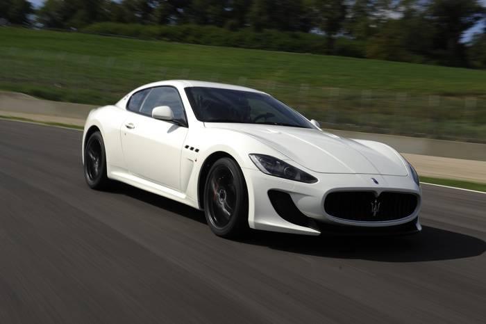 small2012 Maserati GranTurismo MC