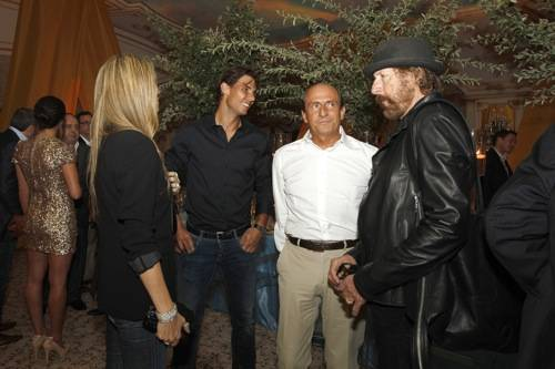 watchChristina Sands Rafael Nadal Richard Mille Larry Sands