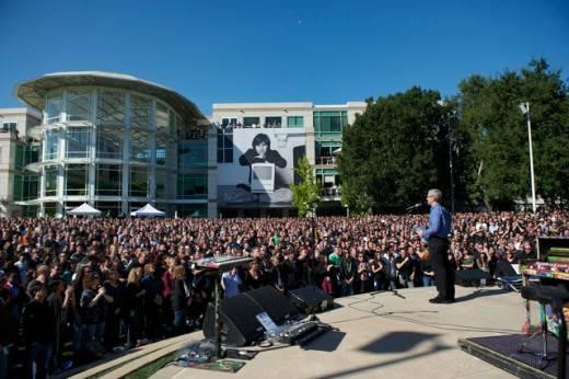 19October-19-Employee-Celebration-of-Steve-Jobs-Life-1-520×346