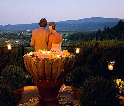 Auberge Du Soleil Wedding 2 (via Weddinglocation.com)