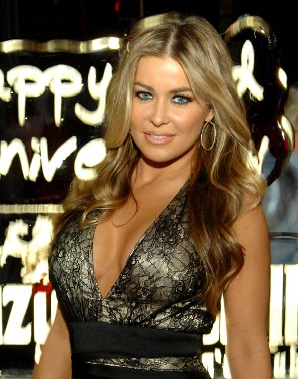 Carmen Electra at Crazy Horse III