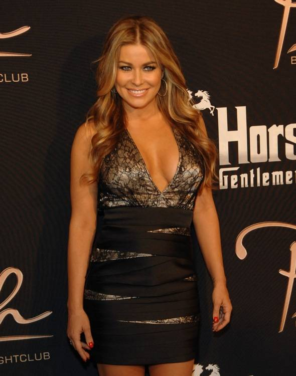 Carmen Electra red carpet