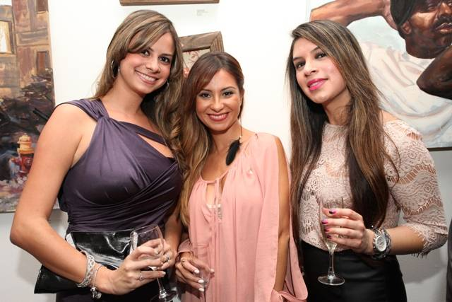 Cristy Vargas, Sandy Lee, Ana Ortuno