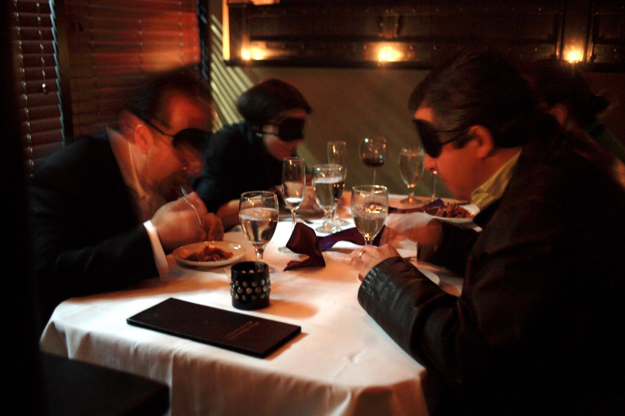 Dark Dining 1