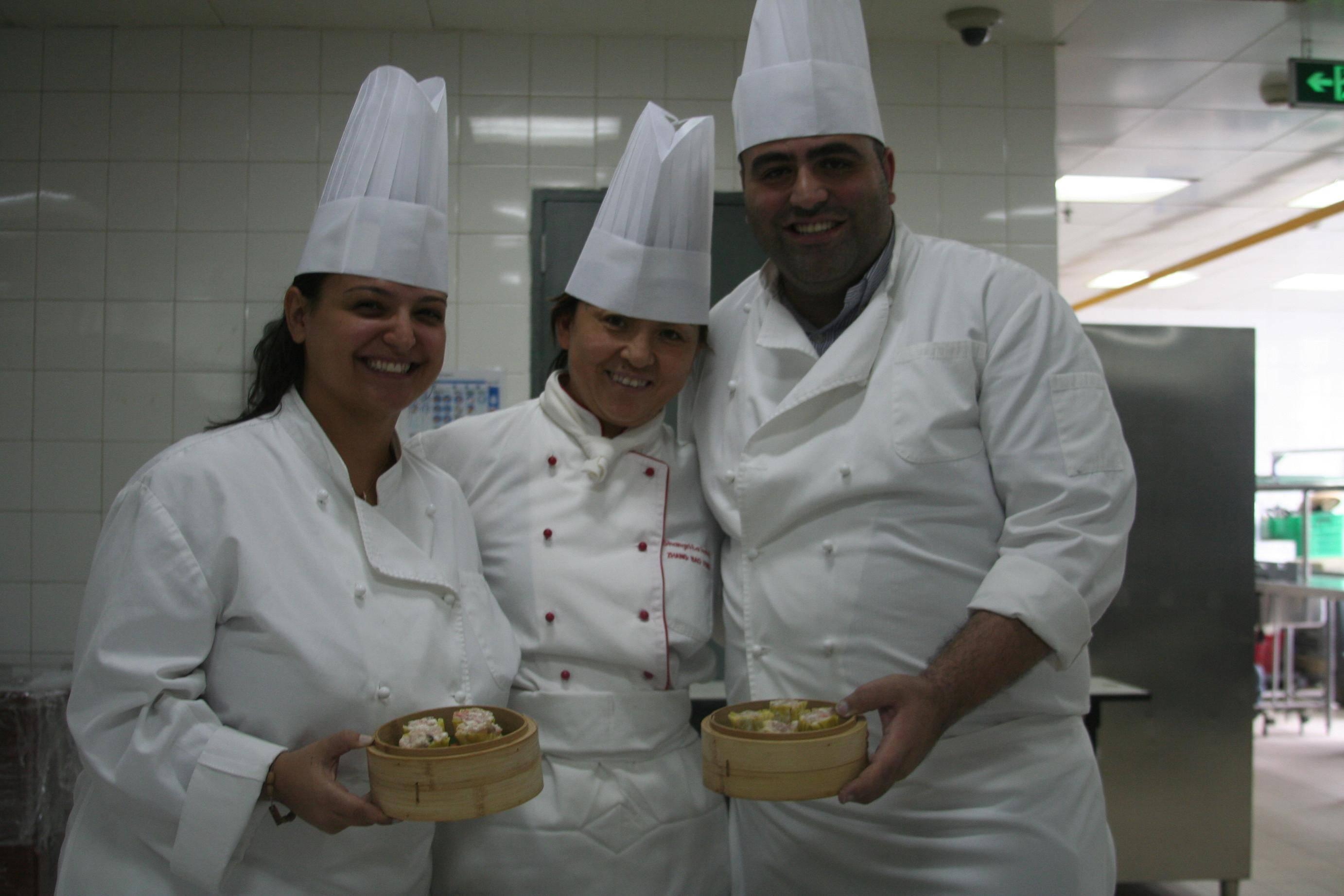 Dim Sum Cooking Class??????3