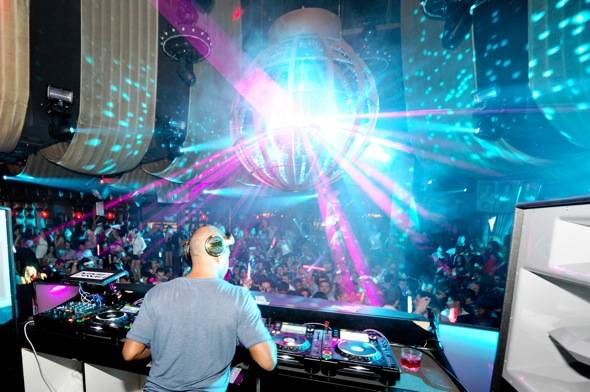 Erick Morillo at Marquee 2