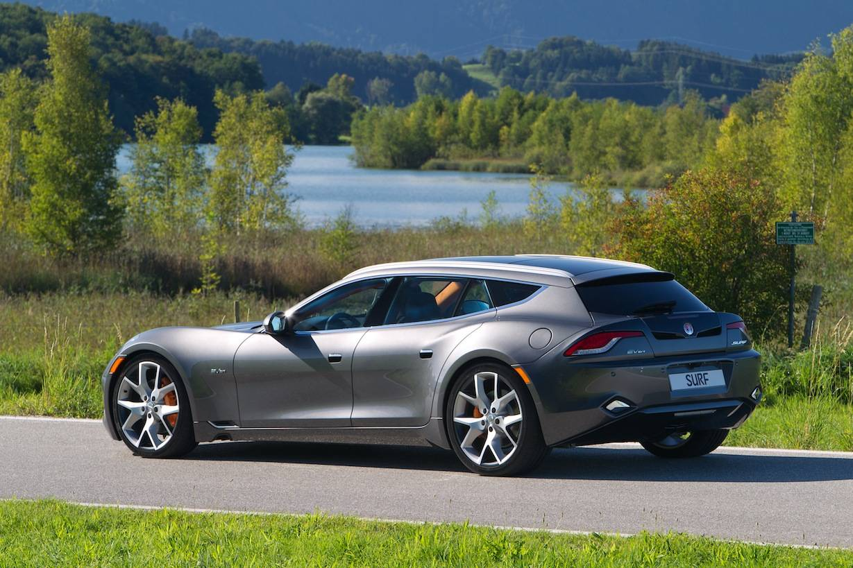 Jerry seinfeld named grand marshal for monterey porsche event fisker surf electric fortitude sciox Images
