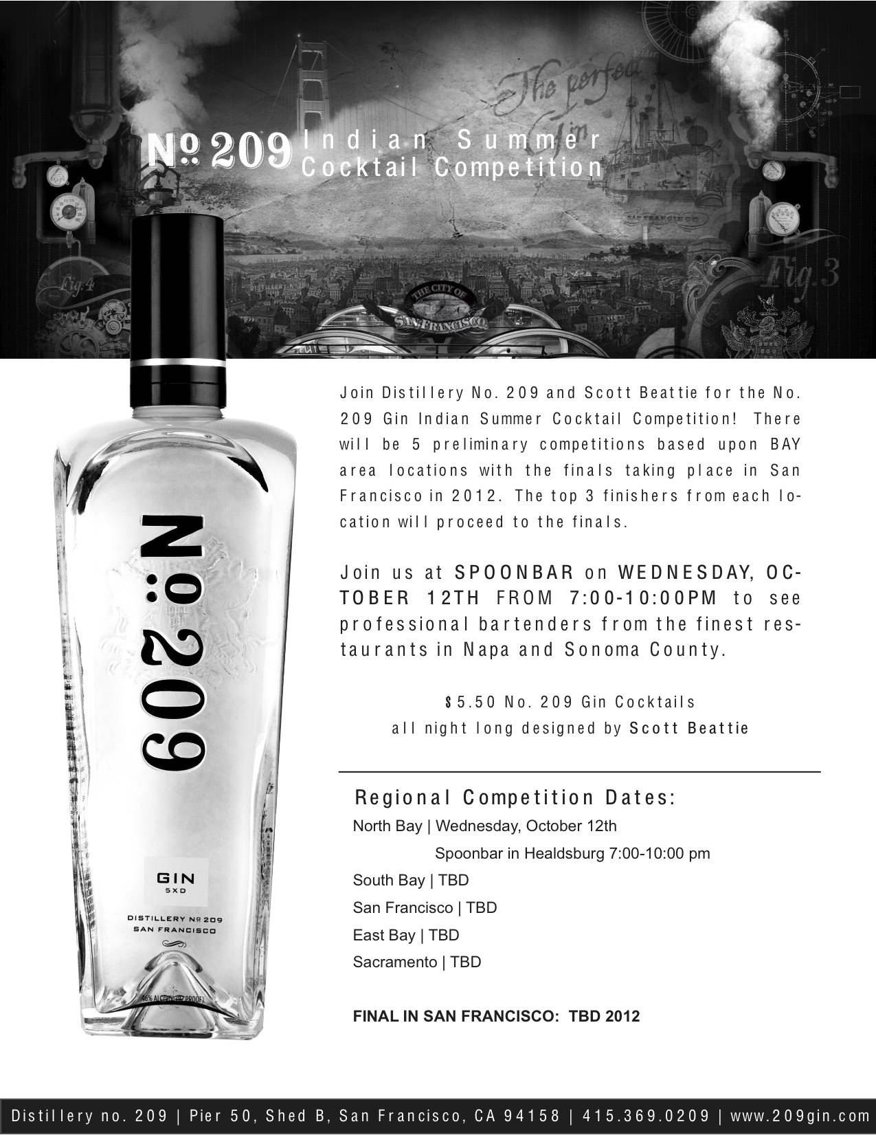Indian Summer Cocktail Competition Announcement PressGNC-1