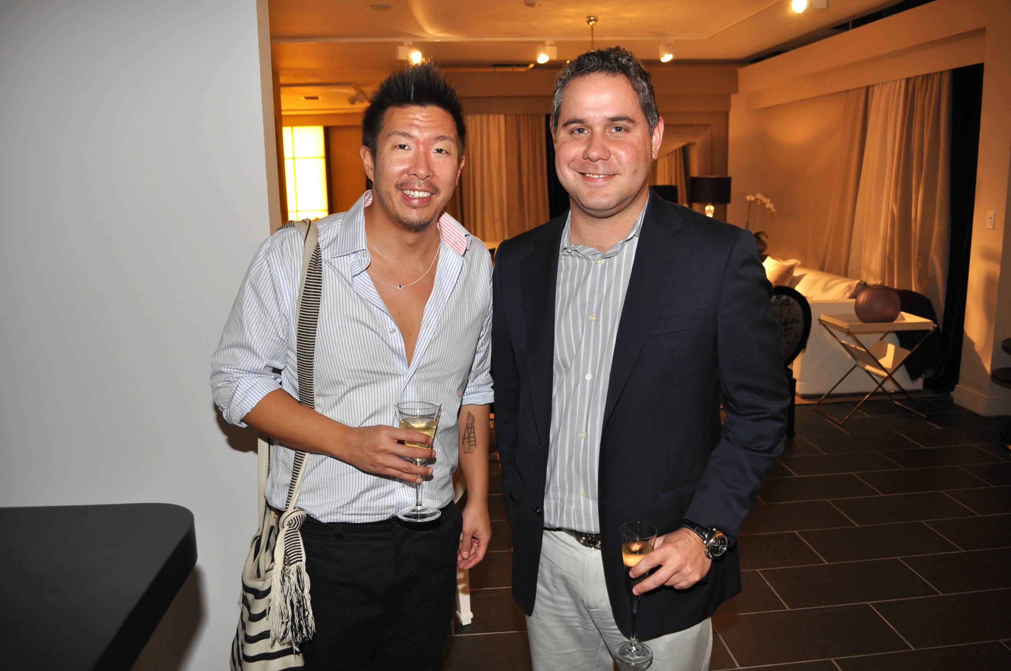 John Lin & Luis Rigual