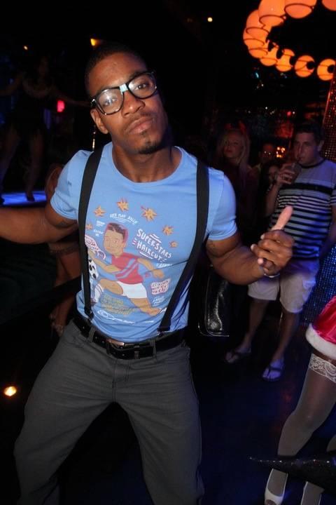 Leroy Garrett 10.30.11VanityNightclub