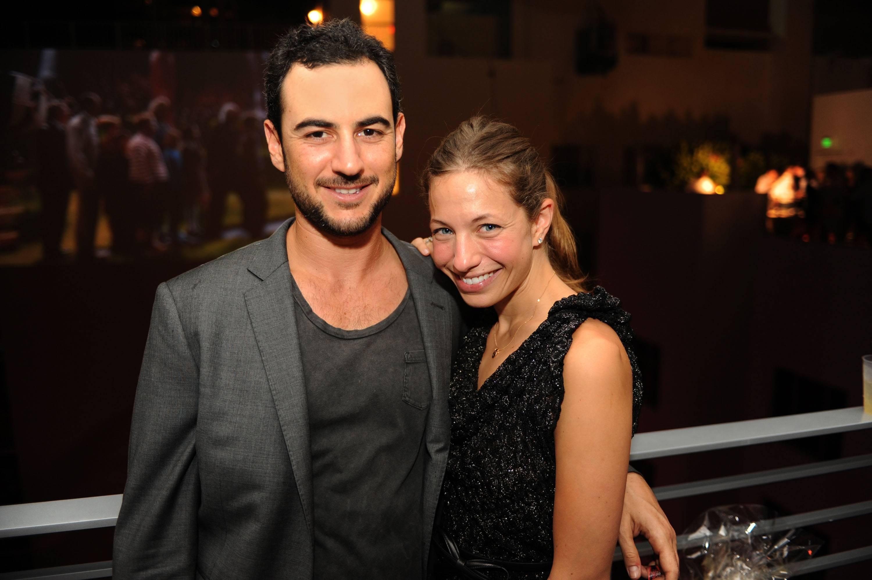 Nathan & Jessica Lieberman