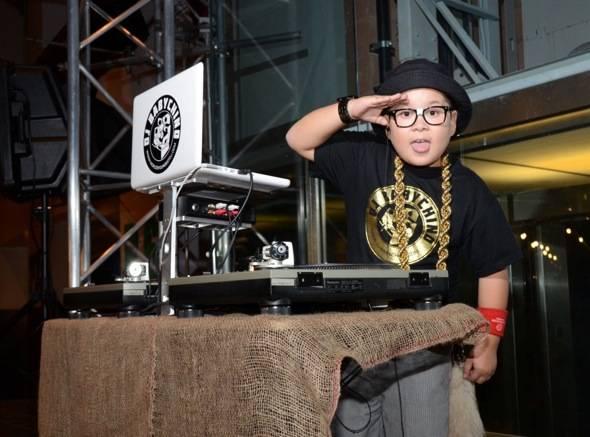 Scarecrow Festival DJ Baby Chino