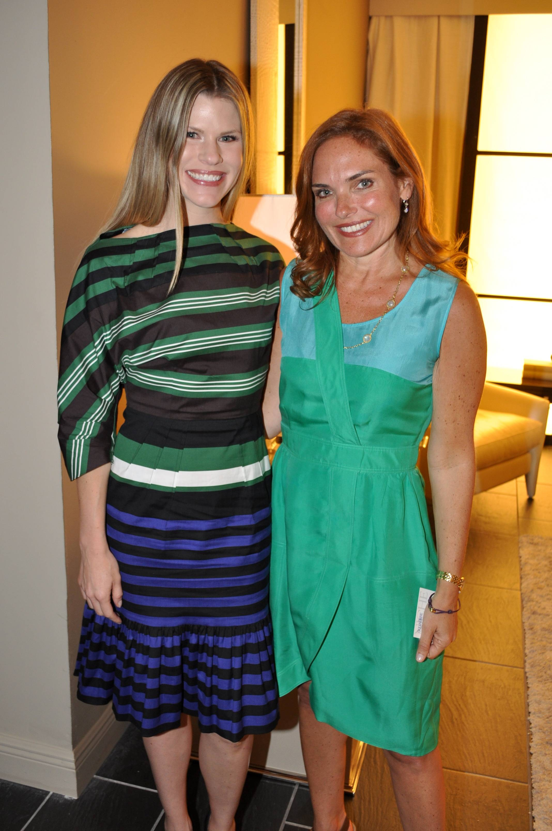 Suzy Buckley & Jessica Barlow