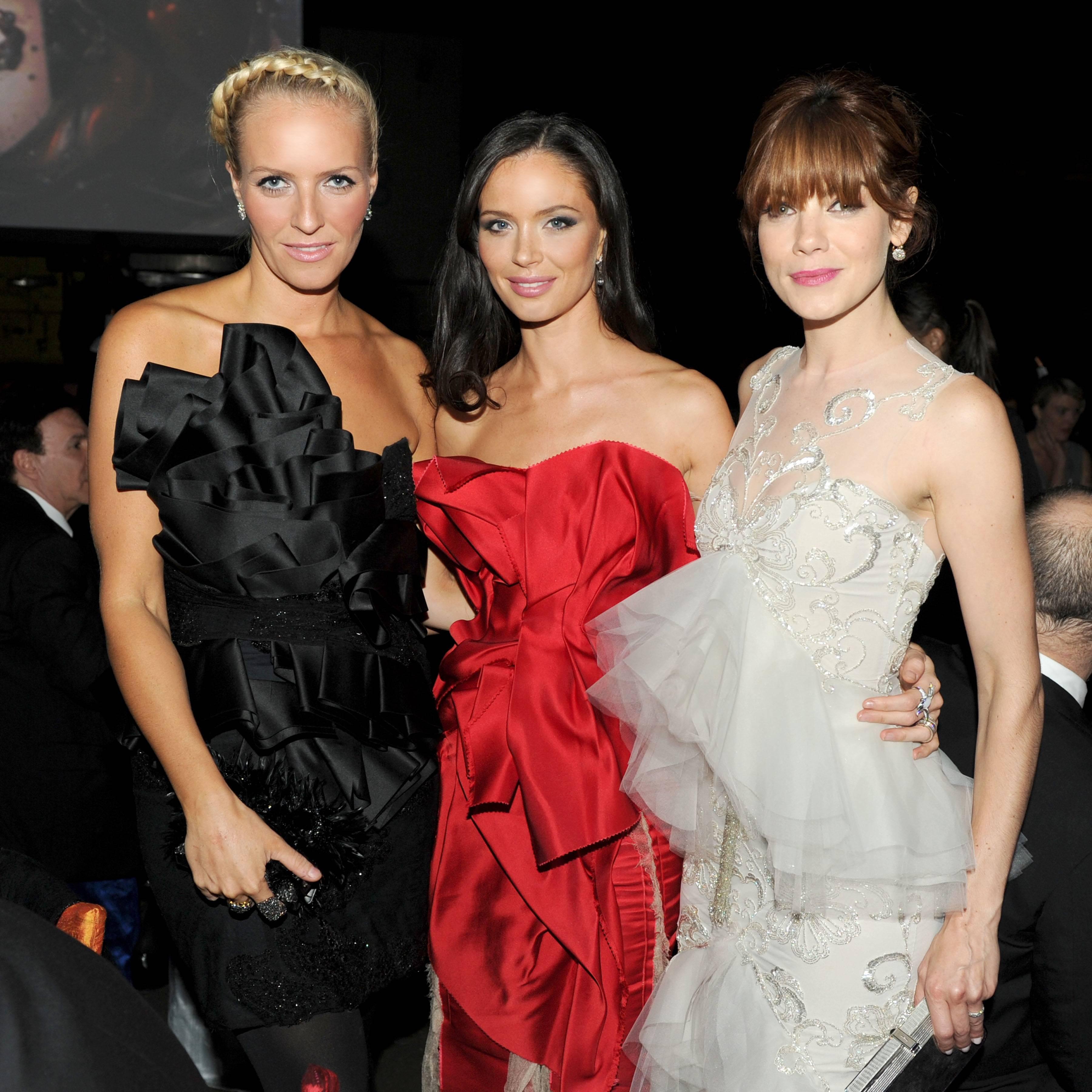 Whitney Studio Gala_Keren, Georgina, Michelle M