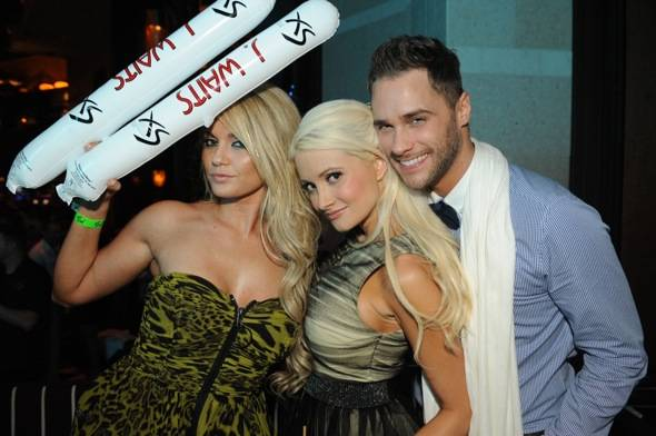 XS – Angel Porrino Holly Madison Josh Strickland