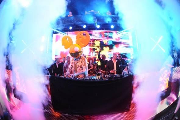 XS Nightclub - deadmau5 2