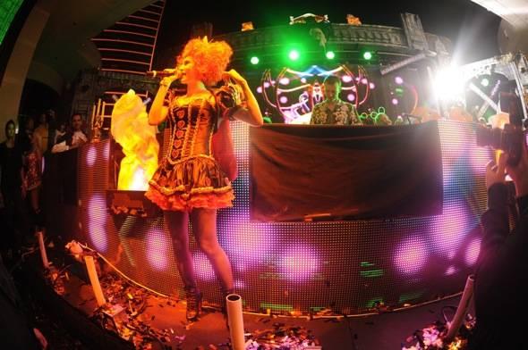 XS Nightclub - deadmau5 and Sofi