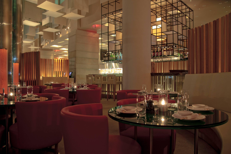 Zuma Miami Lounge Area – Photo Credit Bill Wisser