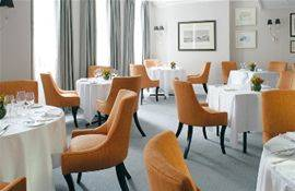 dining room at dukes
