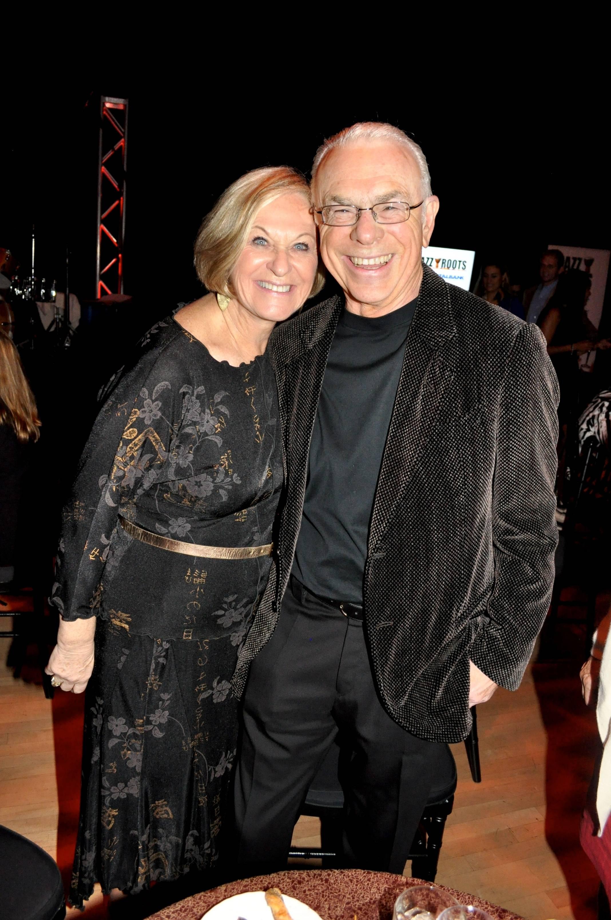 8) Mr and Mrs Larry Rosen