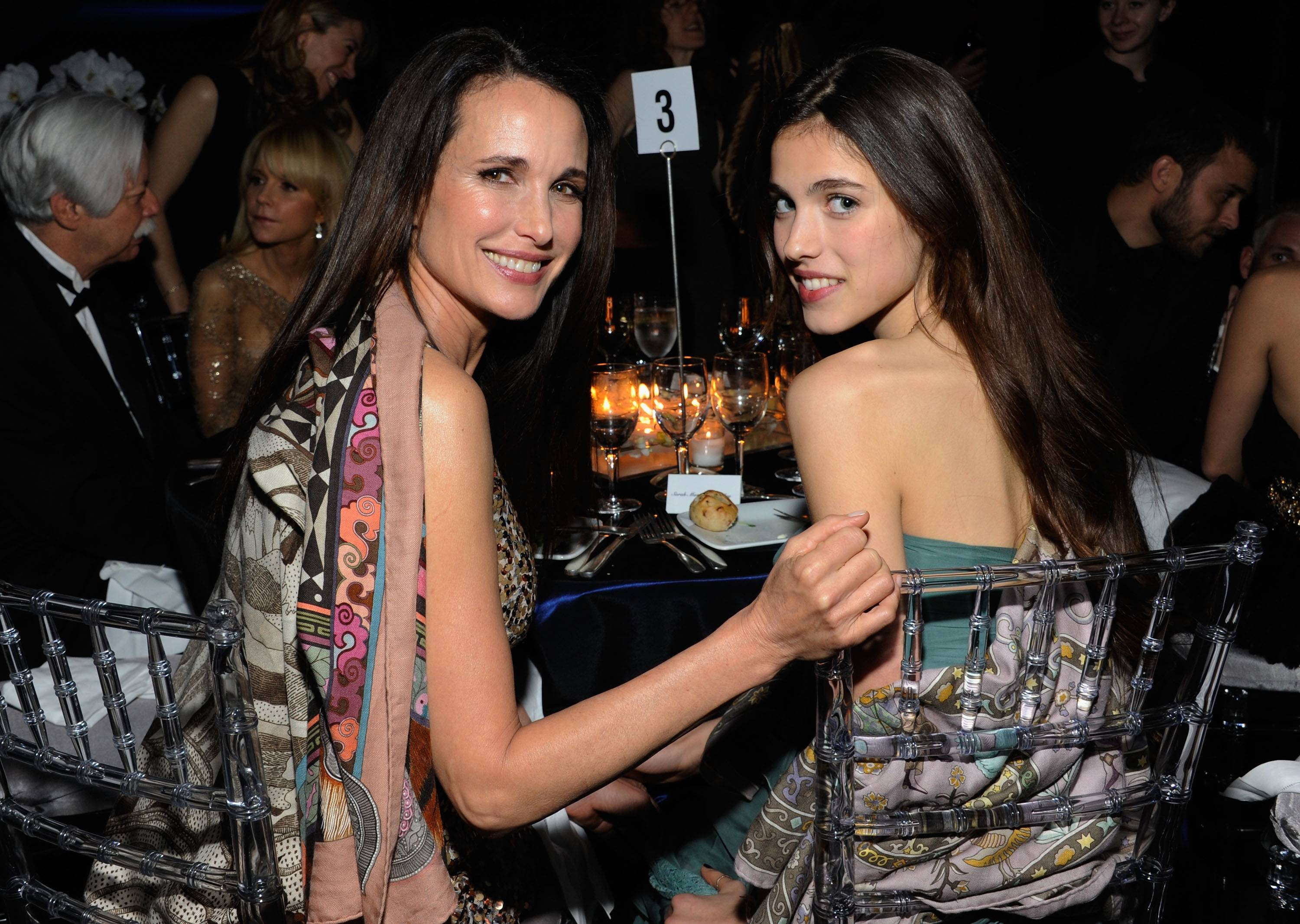 A. MacDowell, S. Qualley