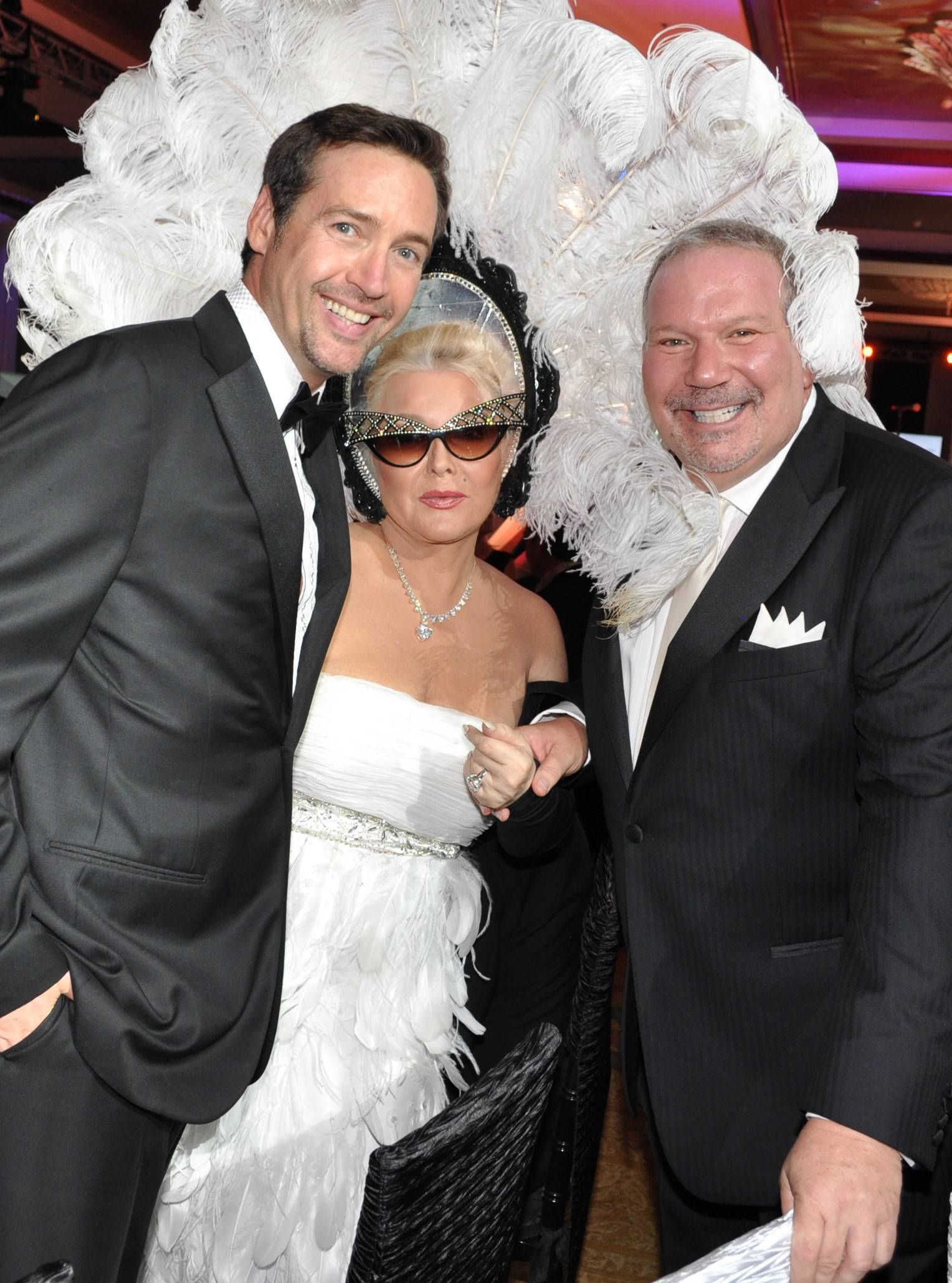 Andres Garcia Jr, Lady Monica Hefler, Ken Gorin
