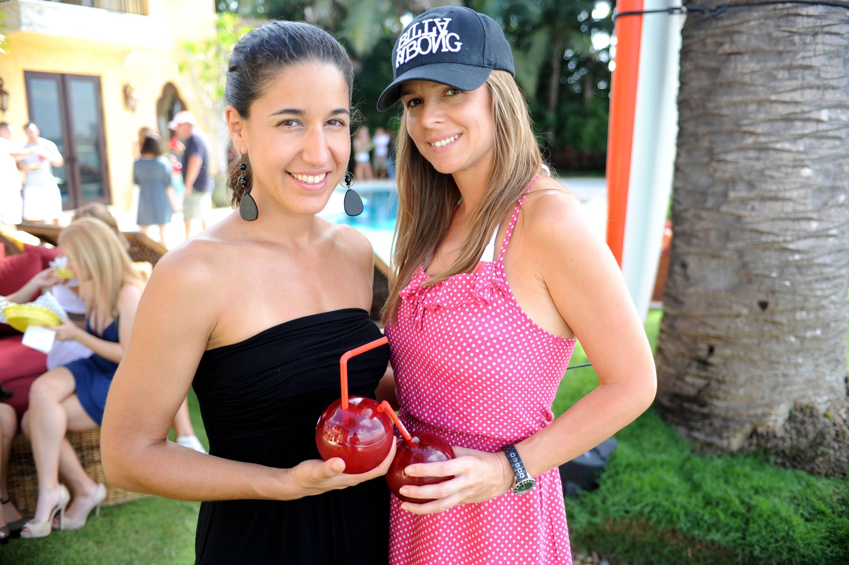 Christi Love & Christina Napoliello