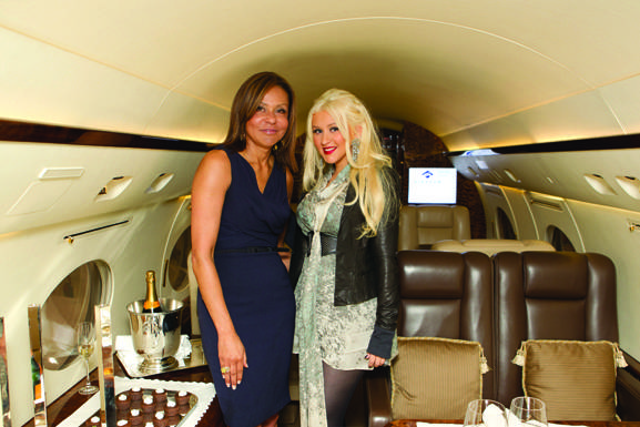 "Elite Aviation's ""Night of Luxury"""