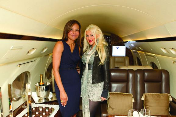 "Elite Aviation's ""Night of Luxury"""