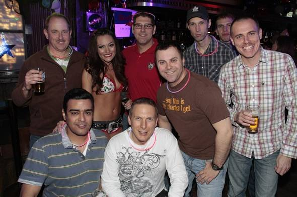 Coyote With Veterans_Coyote Ugly