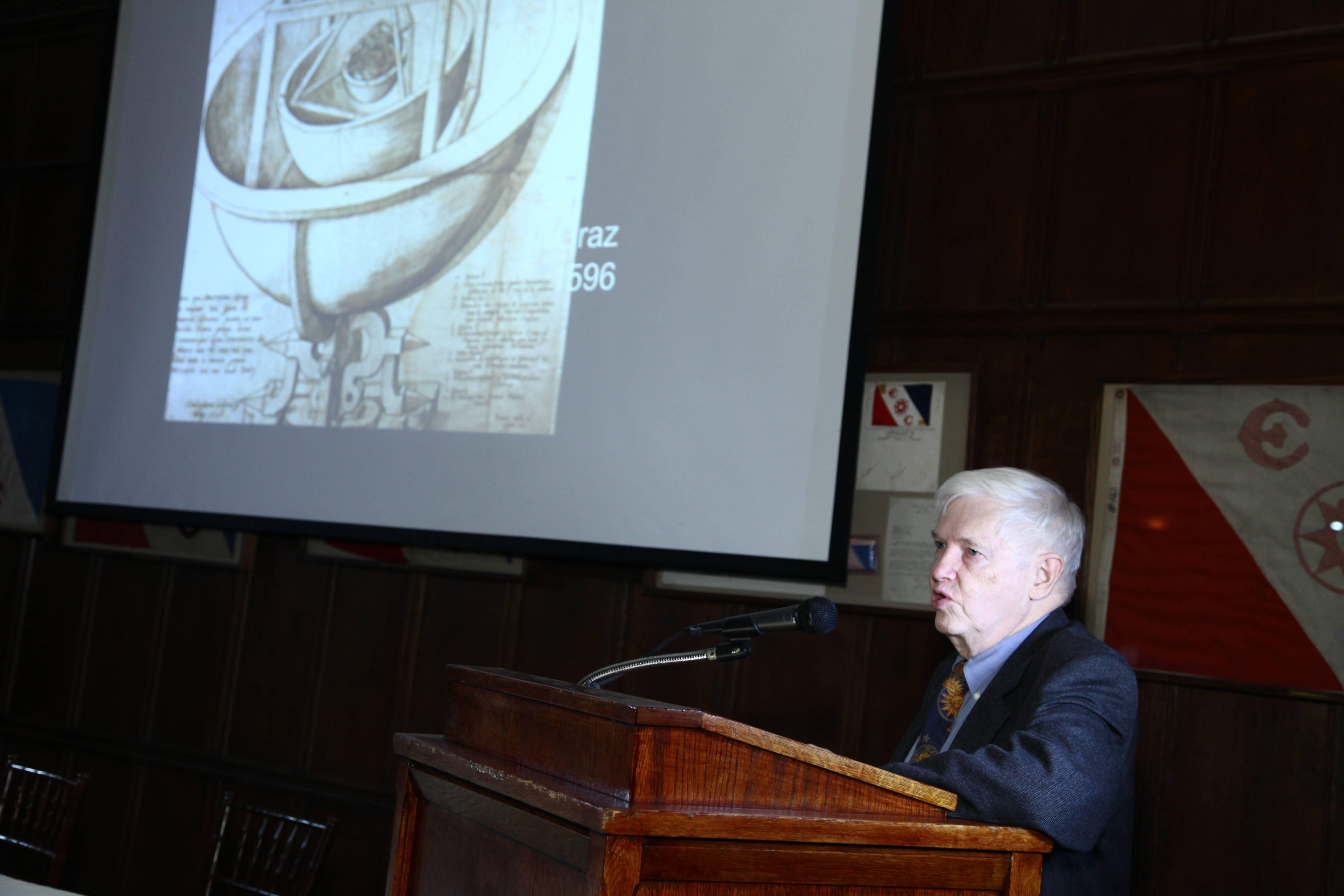Dr. Owen Gingerich