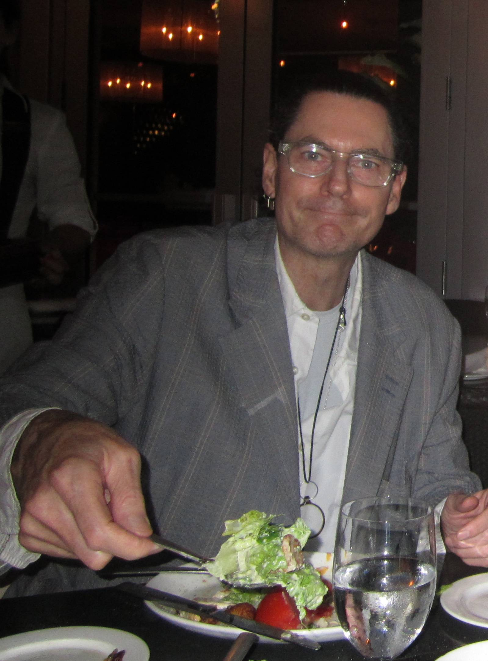 producer David Saltz
