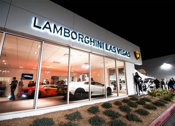 Lamborghini Las Vegas Aventador Event (Automobili Lamborghini and Jordan Shiraki) LR